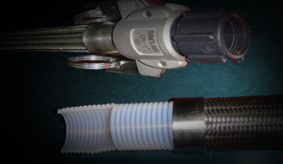 PTFE Hoses and Couplings